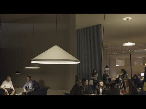 Lights, camera, action, Euroluce… | Vibia