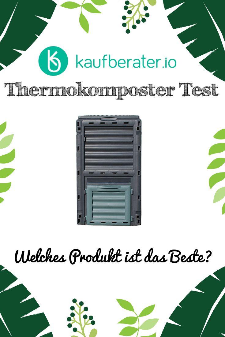 Thermokomposter: Wir haben die besten Produkte getestet   – Kaufberater