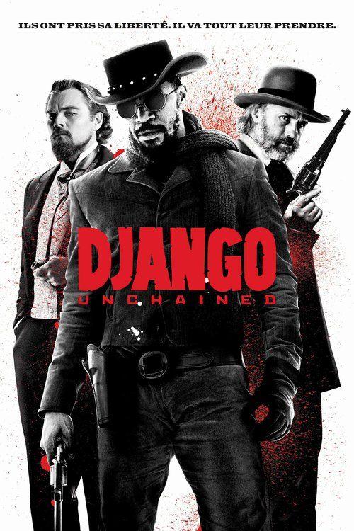 Django Unchained Dans le sud des États-Unis, deux ans avant la guerre de Sécession, le Dr King Schultz, un chasseur de primes allemand, fait l'acquisition de Django, un esclave qui peut l'aider à traquer les frères Brittle, les meurtriers qu'il recherche. Schultz promet à Django de lui rendre sa liberté lorsqu'il aura capturé les Brittle – morts ou vifs. Alors que les deux hommes pistent les dangereux criminels,Django n'oublie pas que son seul but est de retrouver Broomhilda,sa…
