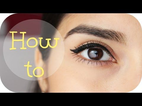 die besten 25 perfekter lidstrich ideen auf pinterest make up tutorial eyeliner eyeliner. Black Bedroom Furniture Sets. Home Design Ideas