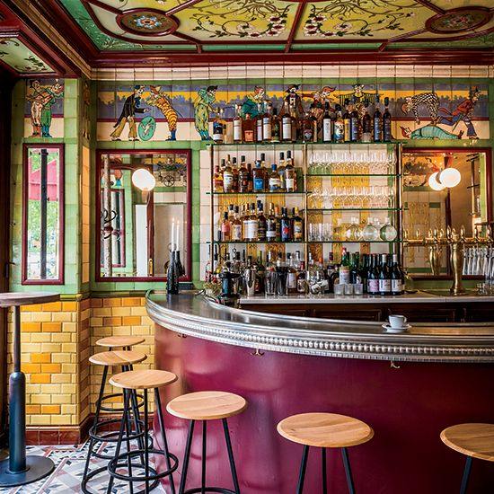 Best New Restaurants in France   Food & Wine