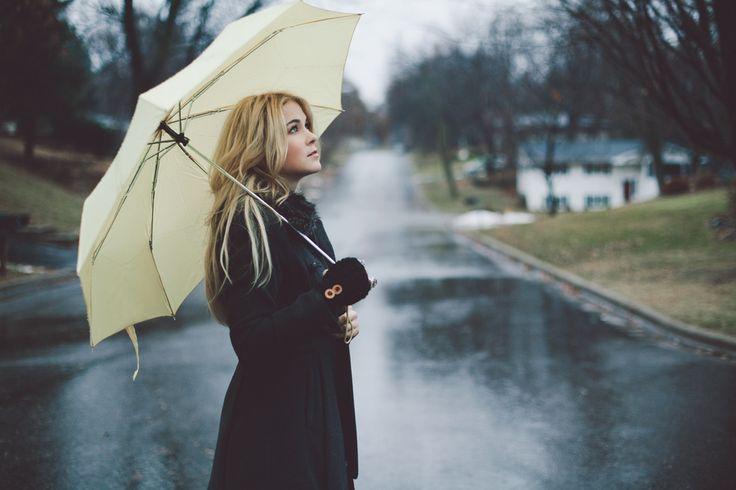 #portrait #rain #inspiration