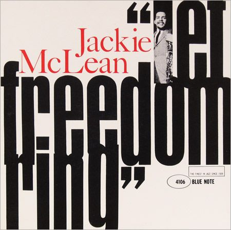 Jackie Mclean Let Freedom Ring Review