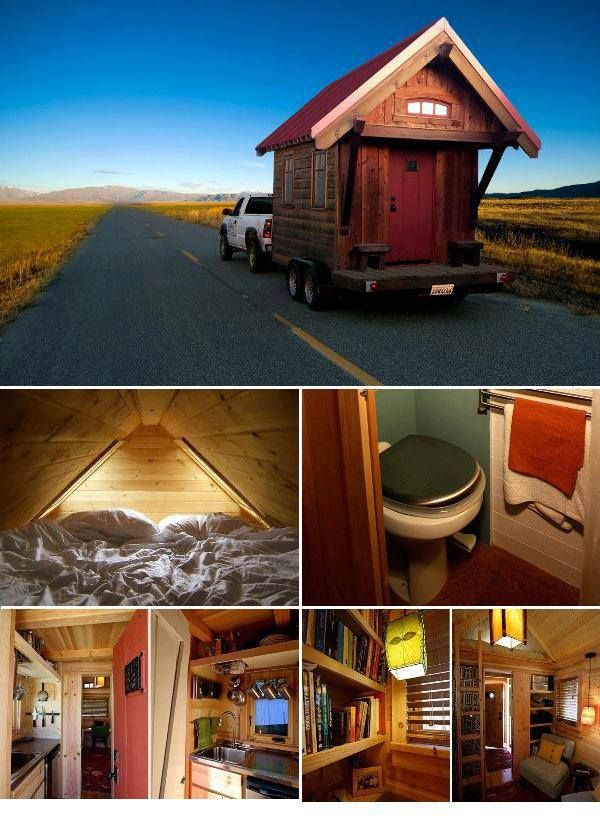 12 Best Images About Tiny House Living On Pinterest | Tiny Homes