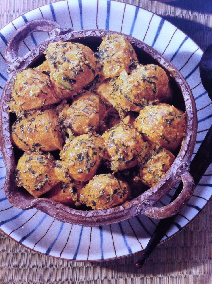 Bijgerecht - Aardappelen in yoghurtsaus