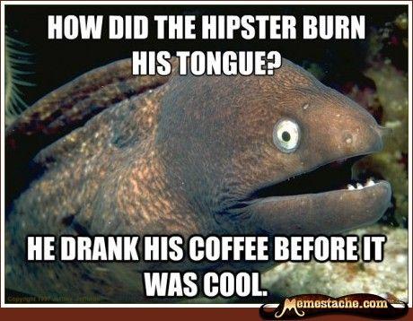List Of The Day: Meme Of The Day: Bad Joke Eel | Brighten ...