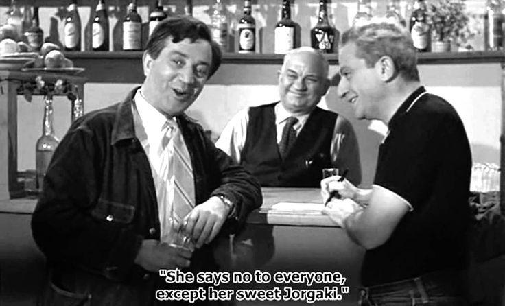 Pote tin kyriaki(Ποτε την Κυριακή) Never on sunday 1960 (full movie HD)