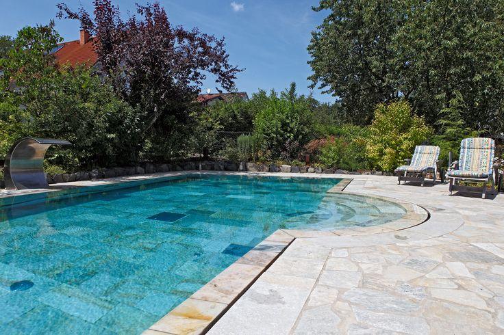 #Schwimmbad bauen www.bsw-web.de #Pool planen