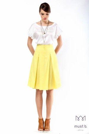 Μπλούζα ζαπονέ ποπλίνα fashion blouse white spring summer 2015