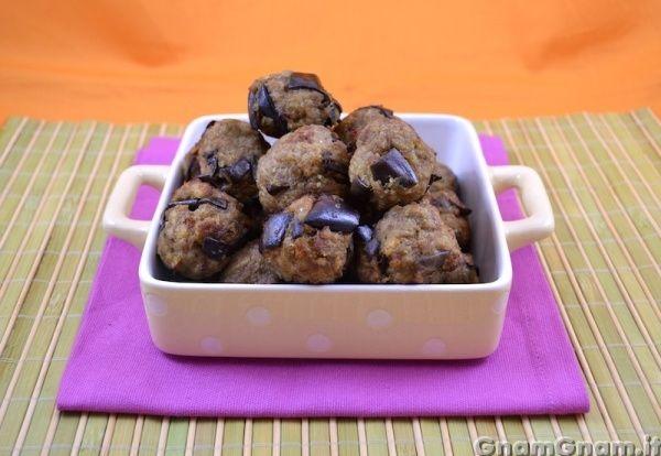 Scopri la ricetta di: Polpette di melanzane e carne