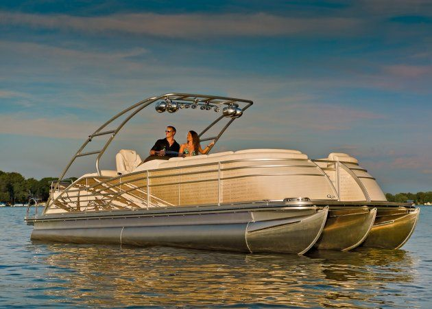 Research 2013 - Bennington Boats - 2550 QBR on iboats.com