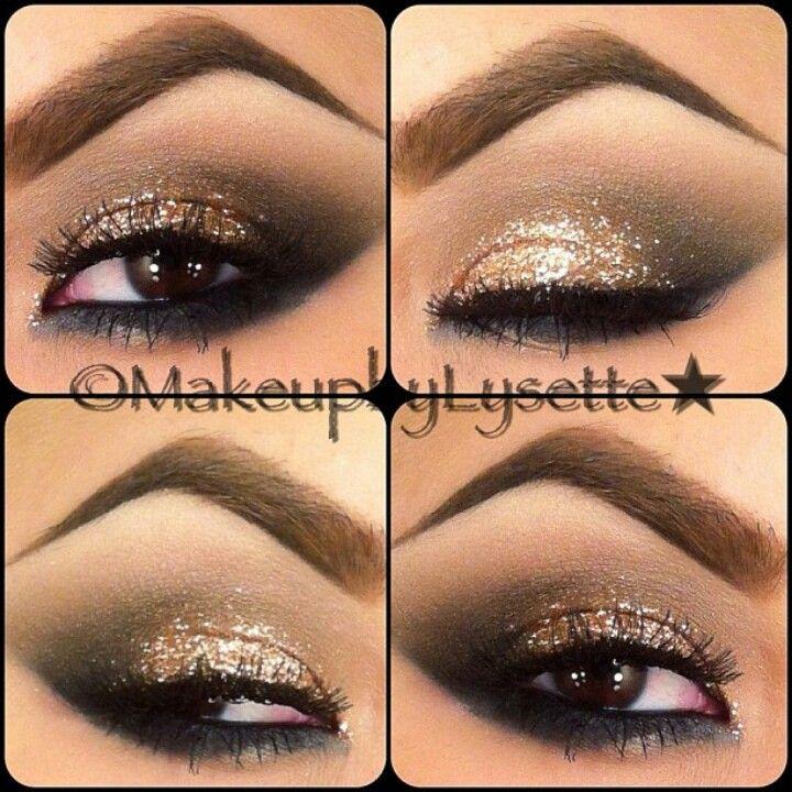 Golden goddess!   Beauty   Pinterest