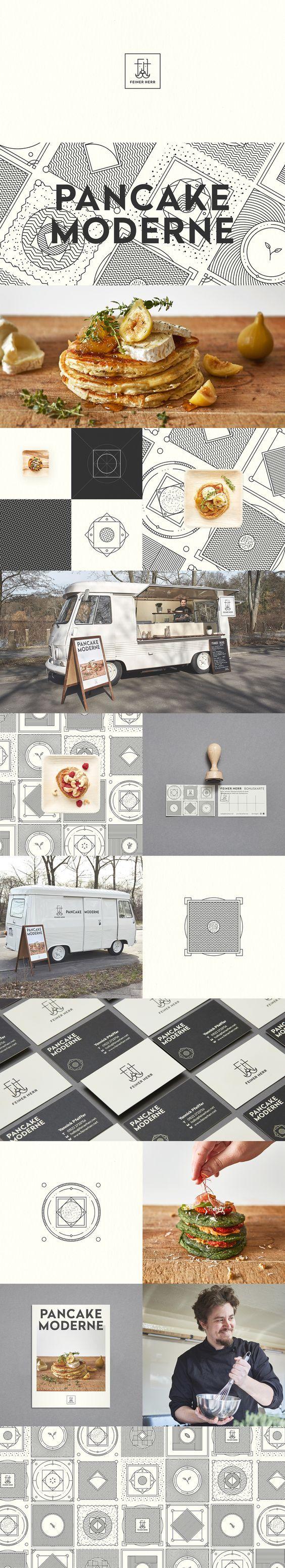 Feiner Herr Food Truck Branding by Hojin Kang   Fivestar Branding Agency – Design and Branding Agency & Curated Inspiration Gallery