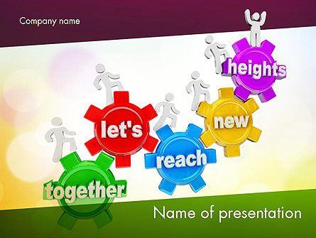 121 best business concepts presentation themes images on pinterest httppptstarpowerpointtemplateworking toneelgroepblik Gallery