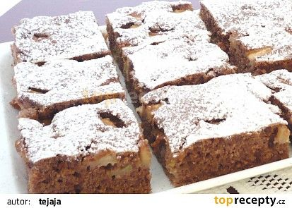 Americká buchta recept - TopRecepty.cz