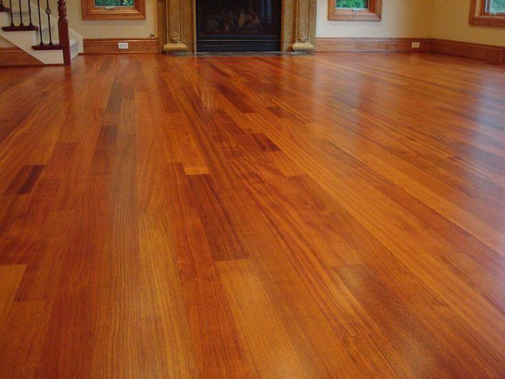 25 Best Ideas About Brazilian Cherry Hardwood Flooring On