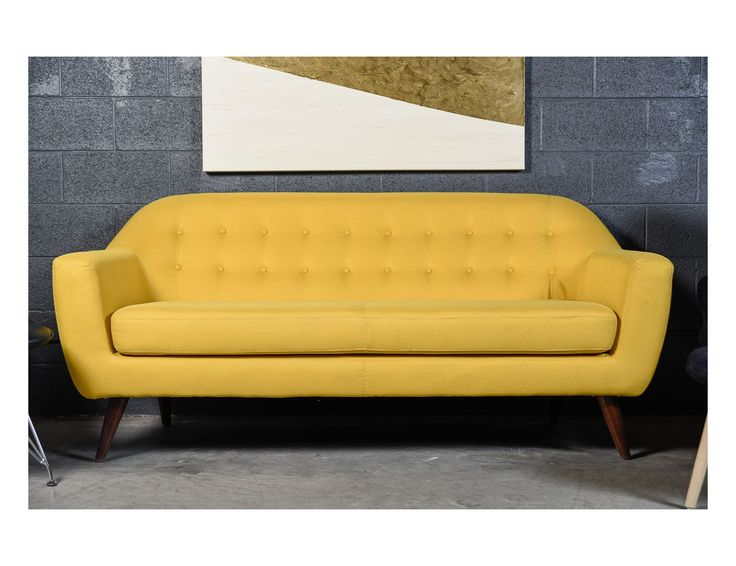 Tommy Sofa Yellow