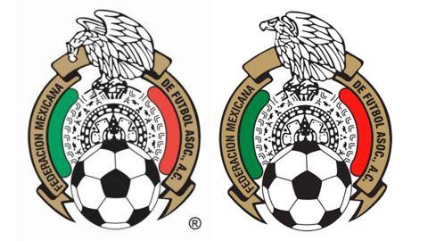 Conoce la evolución del escudo de la Selección Mexicana