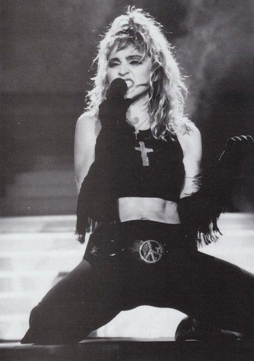 madonna 1985 virgin tour - photo #11
