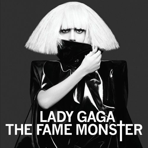 Lady GaGa The Fame Monster Best Album Covers, Art | Greatest of All Time| #albumCover #musicisart