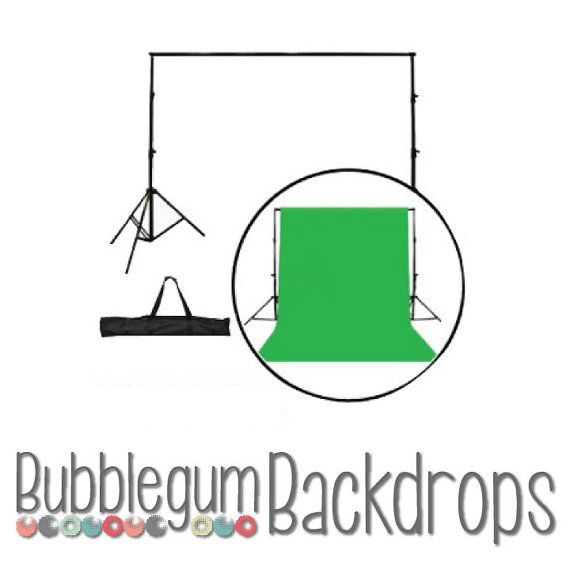Backdrop Stand - Ideal for Photo Studios, Home Studios - Photo Props Photography Supplies