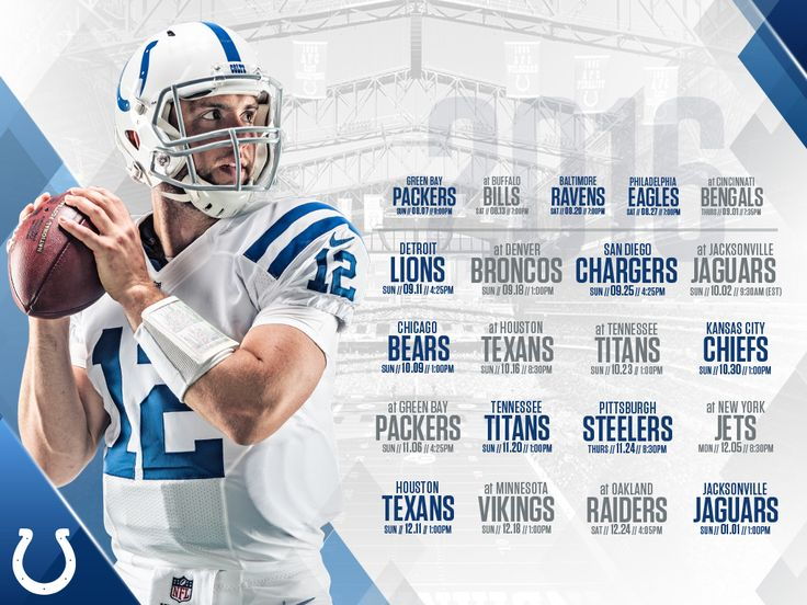 """Check out this @Behance project: """"2016 Colts Schedule - Desktop Wallpapers"""" https://www.behance.net/gallery/41832327/2016-Colts-Schedule-Desktop-Wallpapers"""