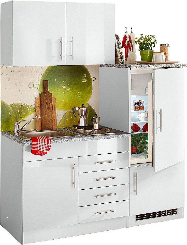 25+ parasta ideaa Pinterestissä Singleküche Single wohnung - küchenzeile 160 cm