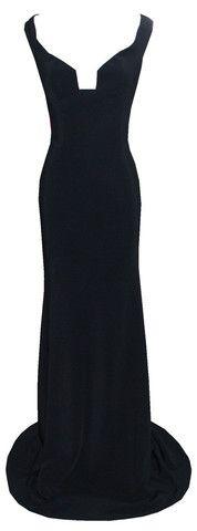 Audrey Gown by DINA BAR-EL @Girl Meets Dress