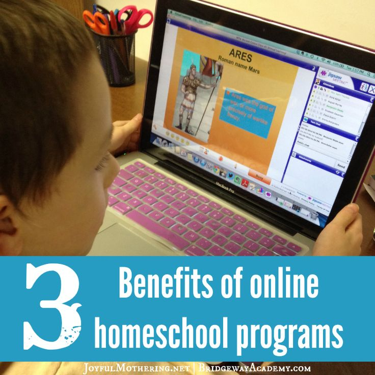 Wondering if online learning is for your child? Here are 3 benefits I have found -- coming from one who was originally against online homeschooling.