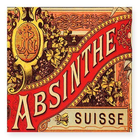 absinthe Labels | Absinthe label