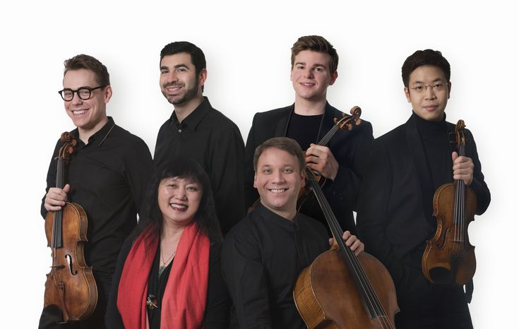 InConcert Sierra presents Chamber Music Society of Lincoln Center – Jan 21, Seventh-day Adventist Church, Grass Valley, 2pm