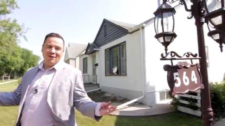 Winnipeg Home For Sale - $234,900 - 564 Smithfield Ave - Jesse Peters - ...