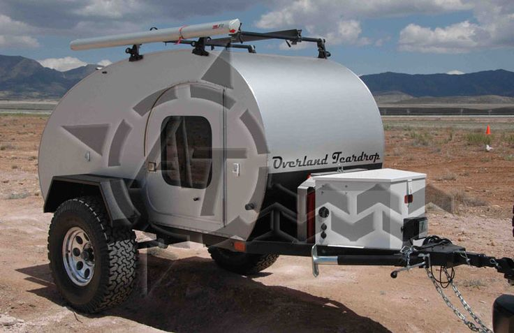 photos of teardrop trailers | Teardrop Camper Trailer - Great Lakes 4x4. The largest offroad forum ...