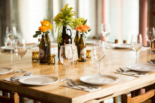 Yellowhead Brewery Wedding || Edmonton Wedding Planner || A Modern Proposal Event Planning