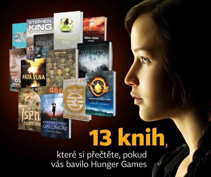 NEOLUXOR: 13 knih, které si přečtěte, pokud vás bavilo Hunger Games