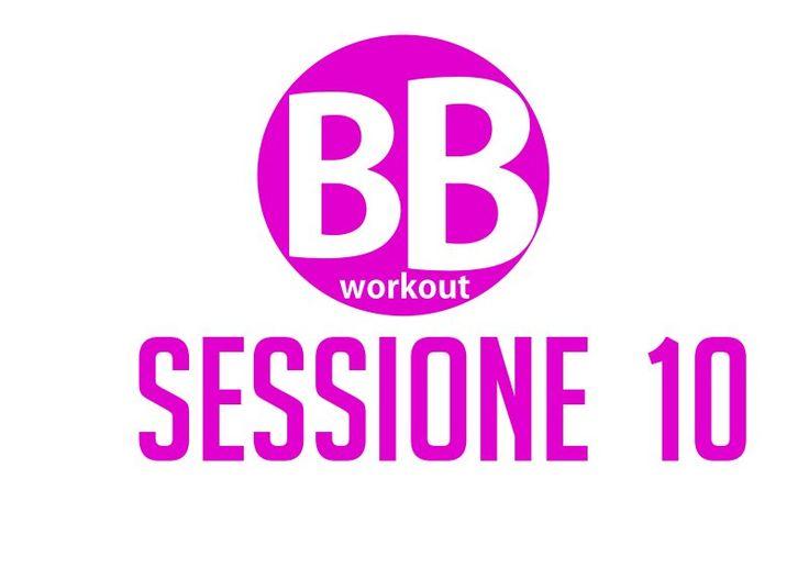 BB Workout – Sessione 10 – Tonificare e scolpire glutei