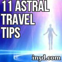 Astral travel occurs when the mind leaves the physical body and is free to roam around the parallel astral plane. Everyone has the ability to enter the astral plane. Follow these 11 tips to help with your astral travel.