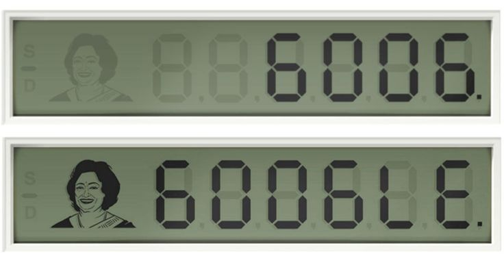 "The company logo on Google's homepage today resembles a calculator display in honor of Shakuntala Devi, mental calculator also known as the ""Human Computer""."