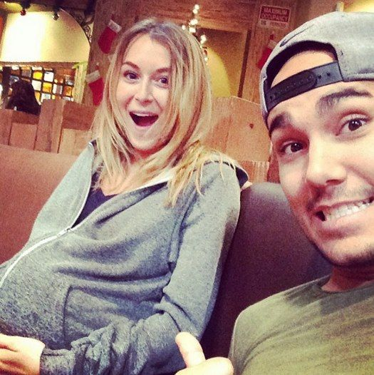 Are Alexa Vega and Carlos Pena starting a family soon ...