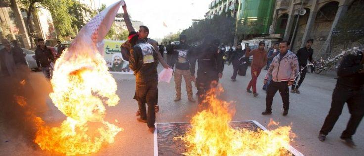 Iran Calls For Eliminating Saudi Arabia's National Religion