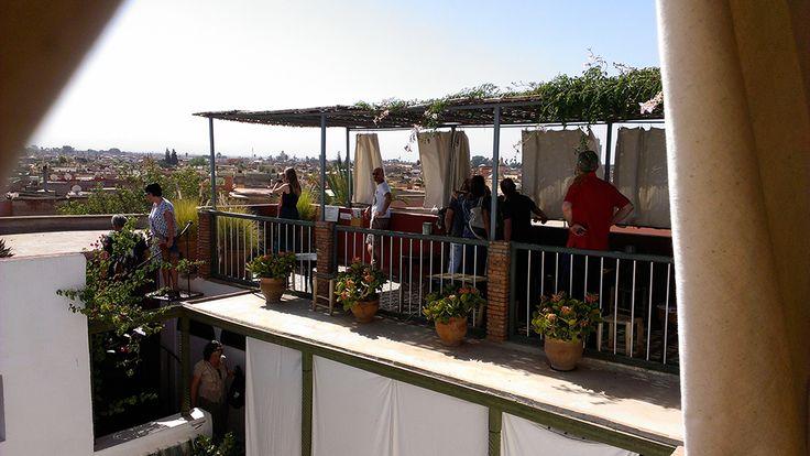 Gallery Roof Cafe   Maison de la Photographie