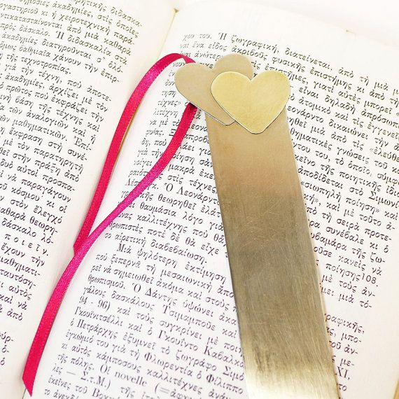 Valentine's day love bookmark,Personal Handmade Gift,Gift for Couple,Desk Accessory,Office Accessory,Gift for Her or Him,Art Sculpture  item