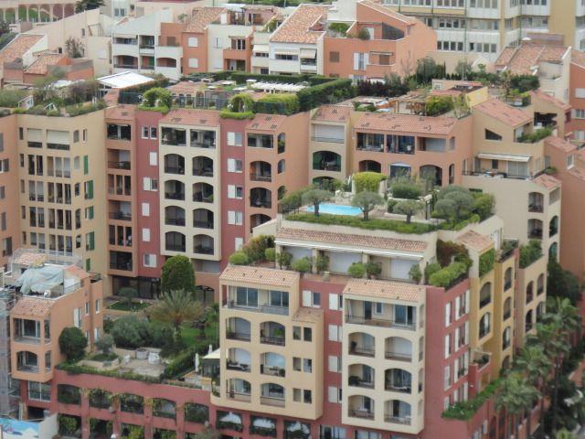 Monaco  Kattopuutarhat