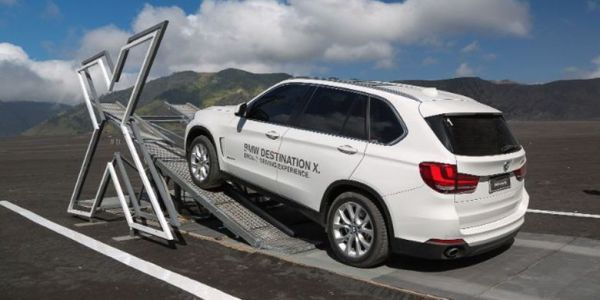 BMW Tantang Konsumen Rasakan Ketangguhan Seri X -  https://wp.me/p8jg7C-eK
