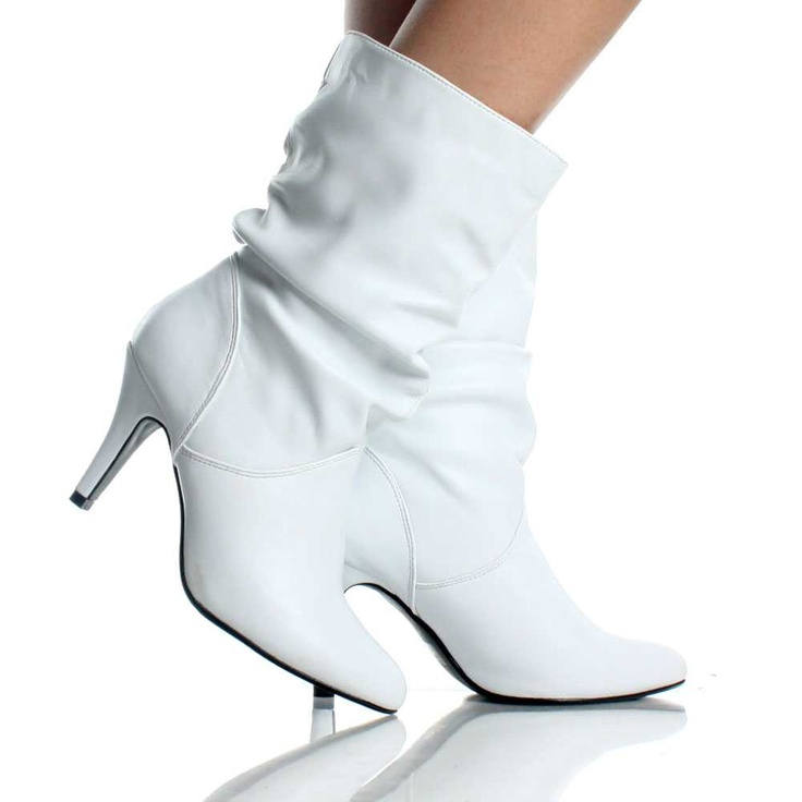 17 Best images about Shoes idea's on Pinterest | White ankle boots ...