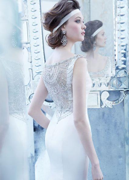 Best 58 Lazaro ideas on Pinterest   Short wedding gowns, Wedding ...