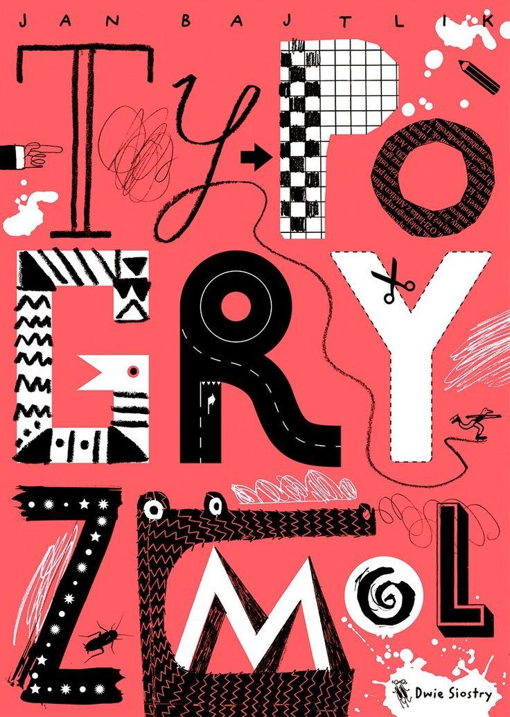 polska ilustracja dla dzieci: Nowość - Typogryzmol