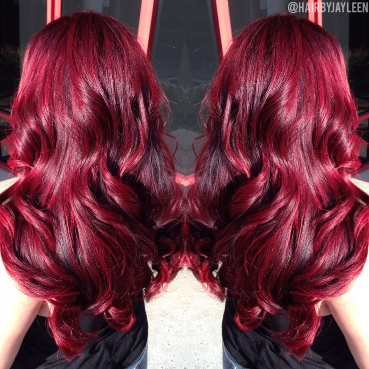 25 Best Ideas About Vibrant Red Hair On Pinterest  Ruby Red Hair Color Mar