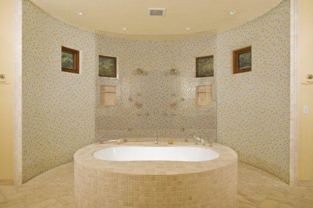 Mosaikfliesen in Ihrem Badezimmer #marokkanischefliesen #mosaikfliesenverlegen #…