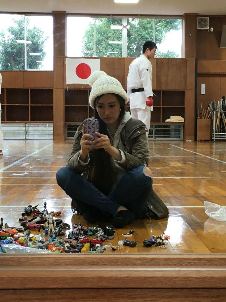 Tokyo mom fashion